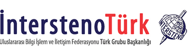 İntersteno Türk
